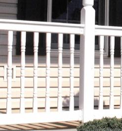 American Railings PVC
