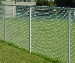 A.) Chain Link Wire