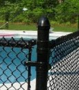 Chain Link Blk Pool 3
