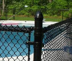 All Black Swimming Pool Systems Spaulding Fence Amp Supply