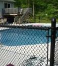 Chain Link Blk Pool n1