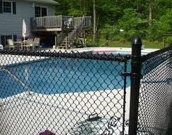 Chain Link Blk Pool n1