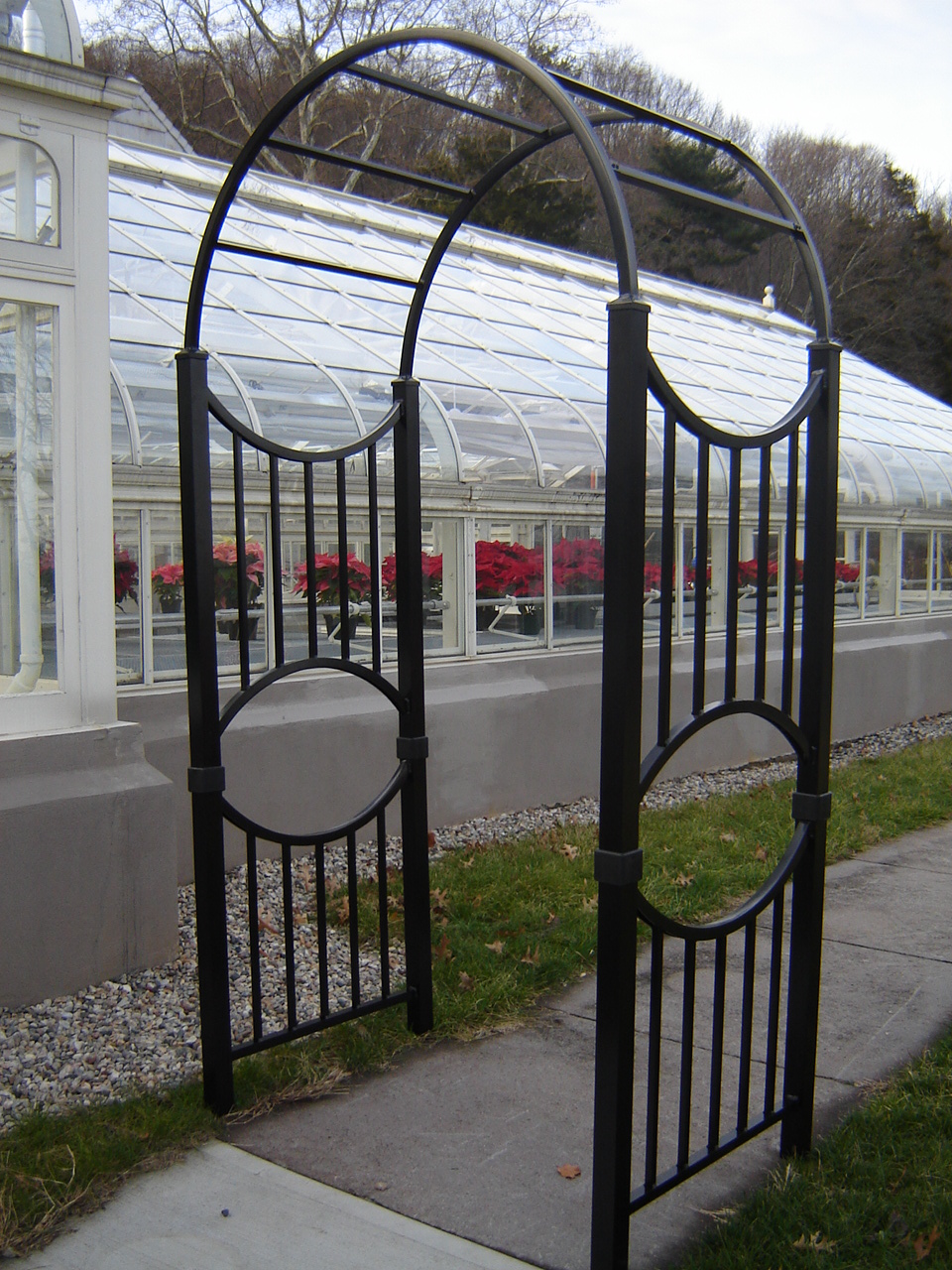 Aluminum Arbors And Pergolas Spaulding Fence Amp Supply