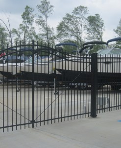 C.) Steel Ornamental Gates & Accessories