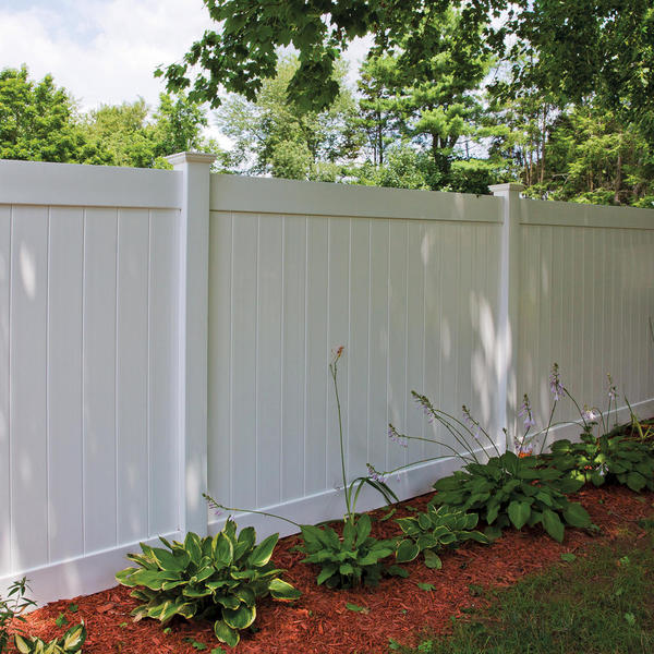 Dogwood Home Solid Privacy Economy Spaulding Fence