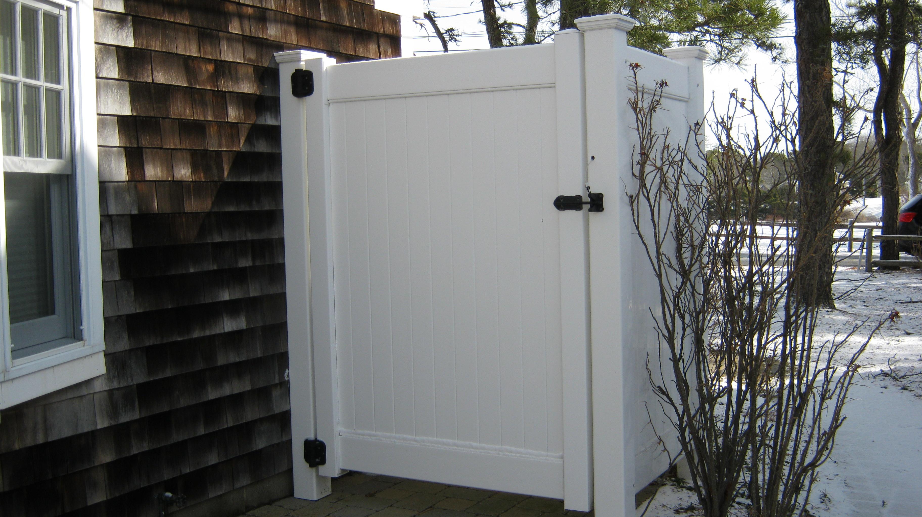 Pvc Gates Spaulding Fence Amp Supply