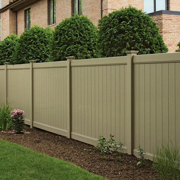 Dogwood Haven Solid Privacy Heavy Duty Pvc Spaulding