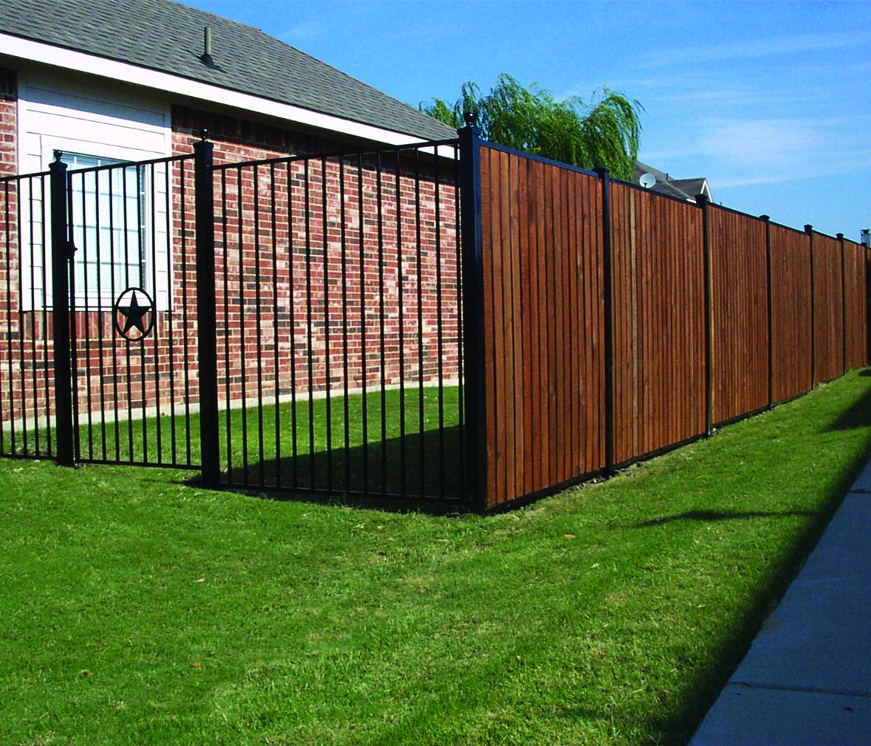 Estate panels spaulding fence supply