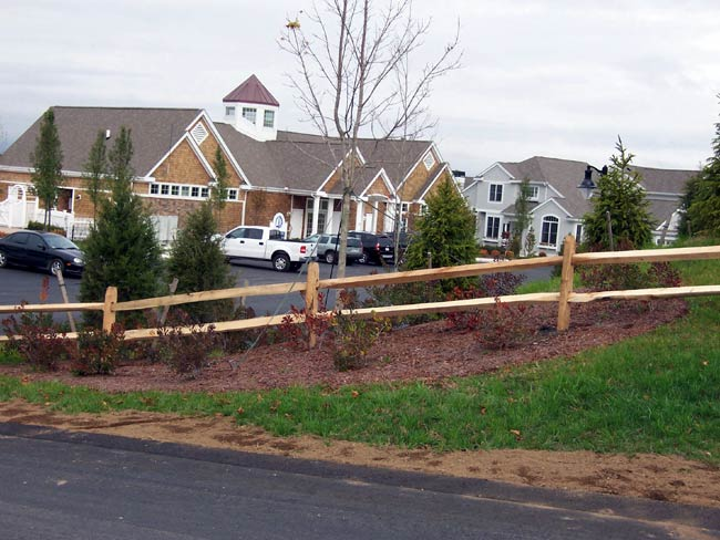 West Virginia Split Rail Spaulding Fence Amp Supply