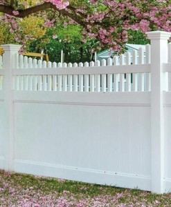 PVC Fence Products