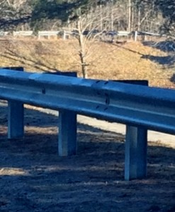 Steel Guard Rail