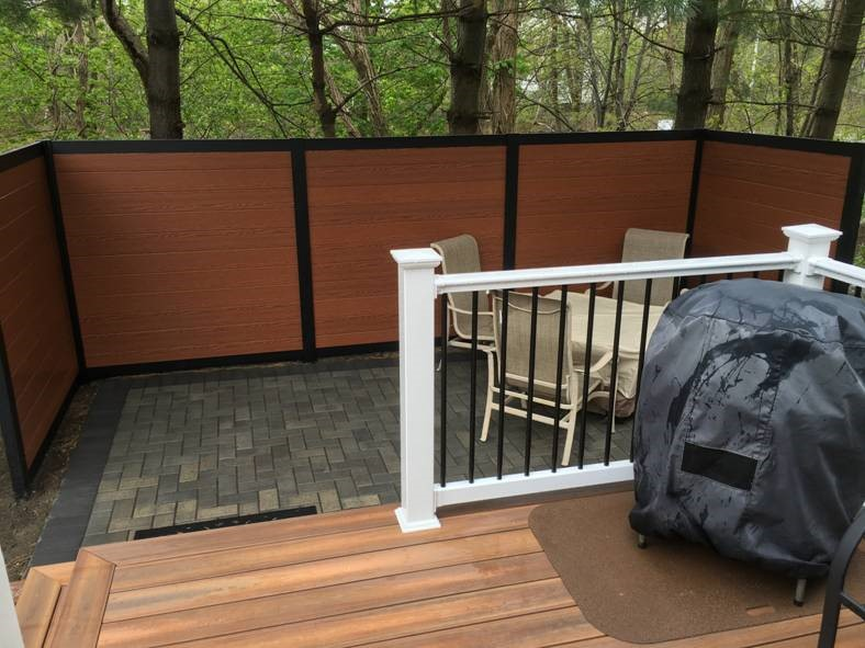 Sequoia Privacy Fence Spaulding Fence Amp Supply
